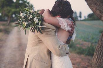 Siamo due destini che si uniscono stretti in un istante solo: le nozze di Fabio e Annaluce