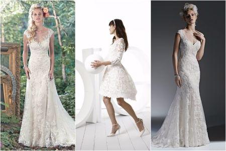 20 vestiti da sposa vintage