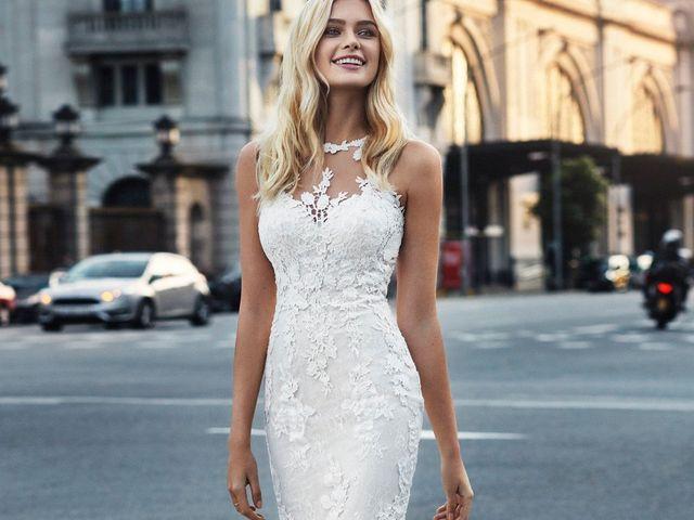 40 abiti da sposa Luna Novias 2019: un eclettico romanticismo