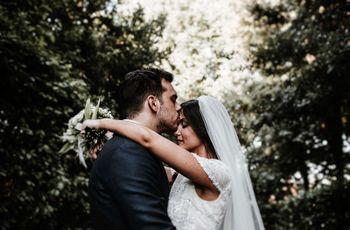 Le nozze di Francesca e Maxim: un amore lungo un viaggio