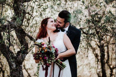 Le nozze di Martina e Andrea: perfezione senza cliché