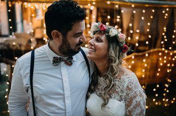 Tu chiamale se vuoi emozioni: le nozze di Sara e Marcello