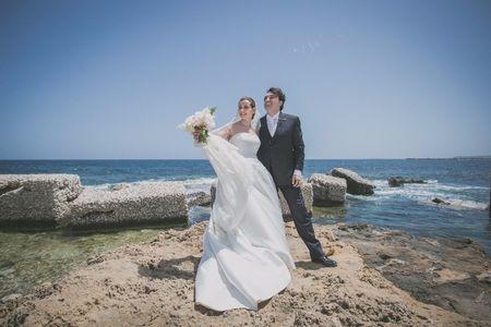 Francesca e Andrea: nozze in Sicilia