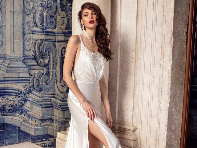 50 irresistibili abiti da sposa con scollo rotondo