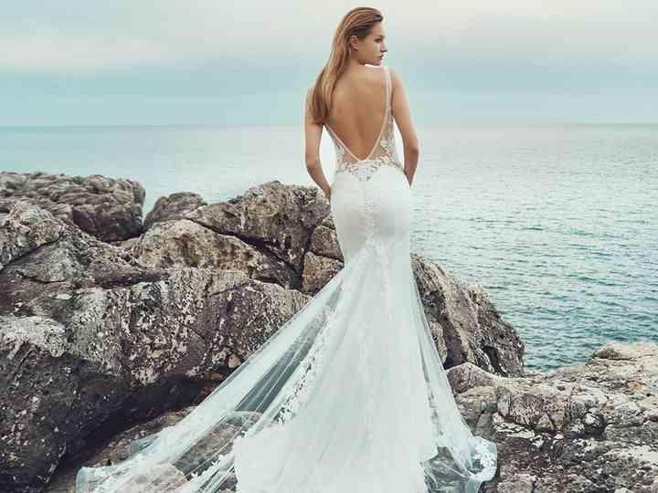 Abiti Da Sposa Sirena.Abiti Da Sposa A Sirena I 101 Modelli Del 2019 Che Vorrete Indossare