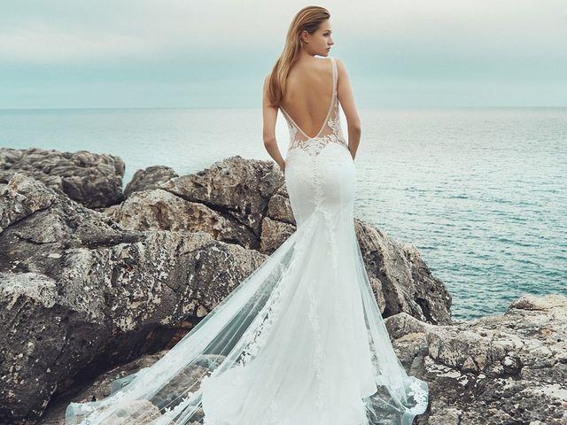 Abiti da sposa a sirena: i 101 modelli del 2019 che vorrete indossare