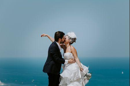 Le nozze di Roberta e Daniele: naturalmente insieme