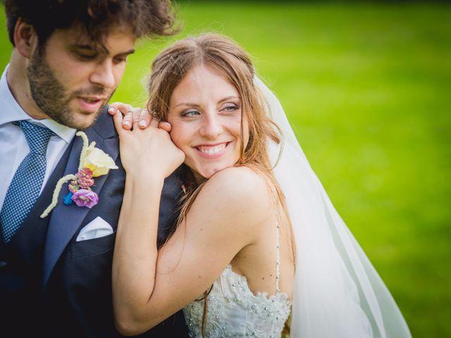 Nel blu degli occhi tuoi blu: il reportage di nozze di Lucia e Matteo