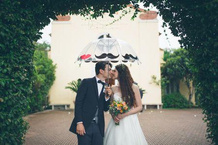 Nelle gioie e nelle difficoltà, se tu ci sarai, io ci sarò: le nozze di Mario e Tea