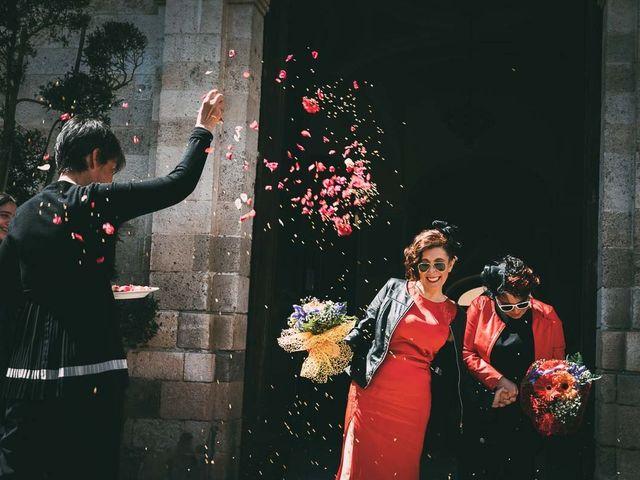 Le nozze di Annalisa e Cristina: un sogno che diventa realtà