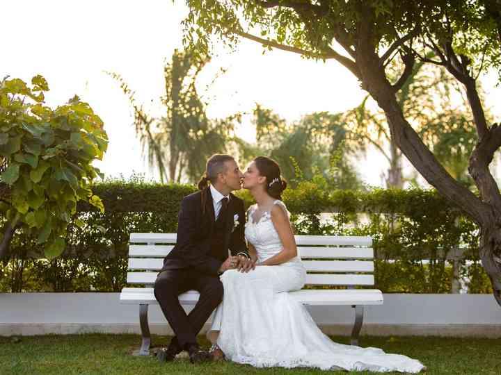 L'emozione di un sogno nel mezzo del viaggio: le nozze di Valerio e Rossella
