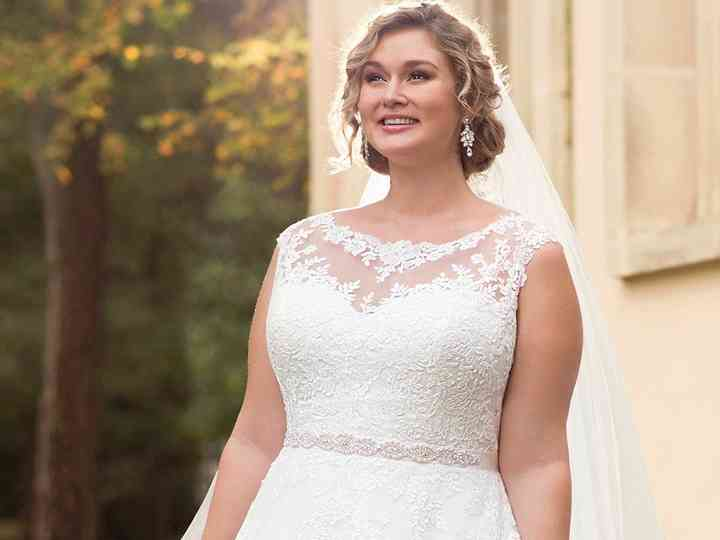 Abiti Da Sposa Xl.32 Abiti Da Sposa Per Taglie Forti Scegliete Il Vostro Total Look