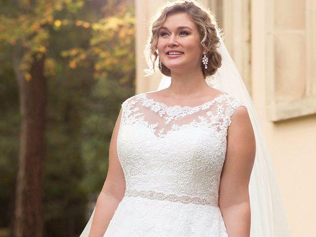 Abiti da sposa per taglie forti: 32 modelli per un look da sogno!