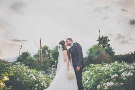 Il vero amore non ha mai conosciuto misura: le nozze di Giada e Salvo