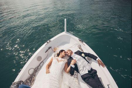 La raffinatezza fa notizia: le acclamate nozze di Cristel e Francesco