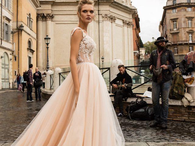 Abiti da sposa Innocentia 2019: classe ed eleganza oltre ogni limite