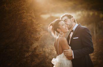 Le nozze di Mirco e Domitilla e l'amore sconfinato per la terra sarda