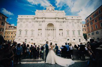 Un matrimonio all'italiana: la dolce vita di Giulia e Ivan