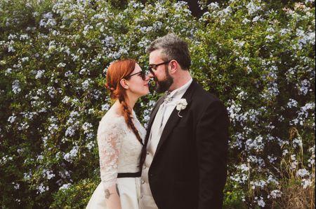Migliori amici, amanti, marito e moglie: le nozze di Chiara e Daniele