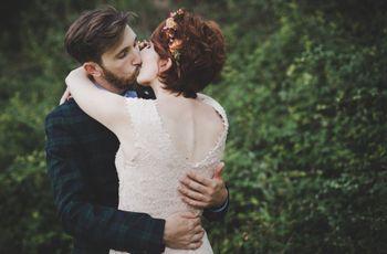 """Le nozze di Sara e Danilo in un'atmosfera ricca di """"Good Vibrations"""""""
