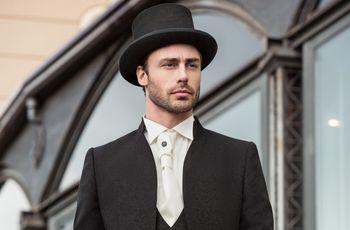 25 abiti da sposo vintage: lo stile retrò è di moda!
