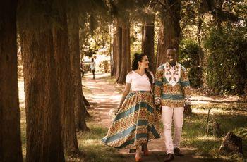 Dan e Lucia: un grande amore, oltre i confini