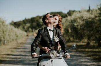 Le nozze di Priscilla e Martin: dalla Svizzera alla Toscana per dirsi Sì, lo voglio!