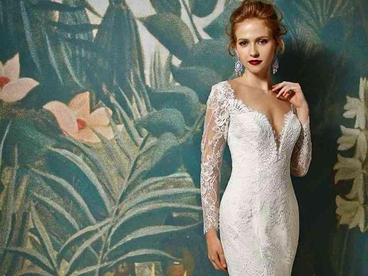 60 abiti da sposa con maniche lunghe che vi conquisteranno