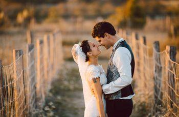 Elisa e Giacomo: la storia di due avventurieri nel giorno del fatidico Sì
