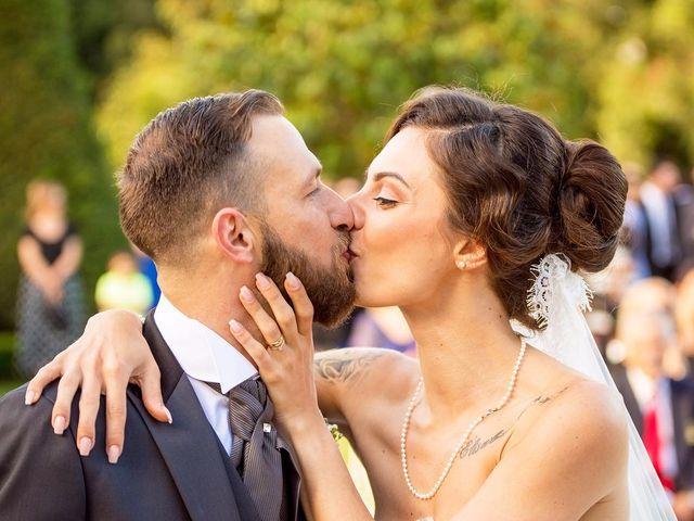 Sarah e Alessandro: un connubio perfetto di complicità e autenticità