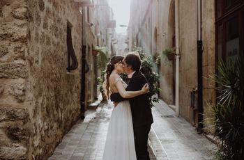 Le nozze di Simona e Antonio: un inno all'amore e alla tradizione siciliana