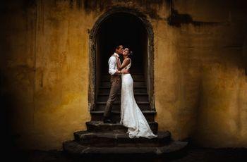 Le nozze di Simone e Martina: un amore celebrato con gli amici
