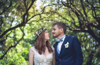 Verso l'infinito ed oltre: le nozze di Alice e Daniele