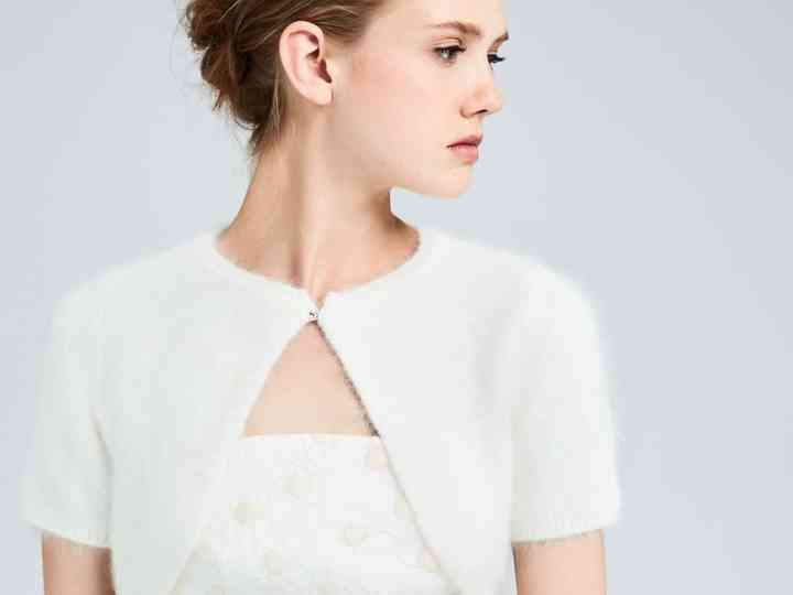 super popular b74aa 0f1cb Coprispalle per la sposa: 20 modelli per scoprire come e ...
