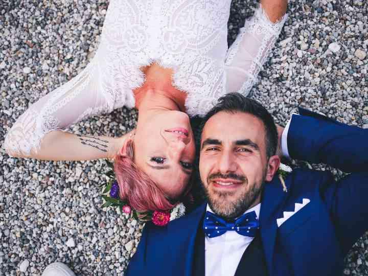 Le nozze di Margherita e Michele: l