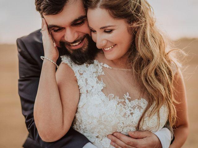 Carlotta e Gaetano: da una serie di incontri casuali al giorno delle nozze