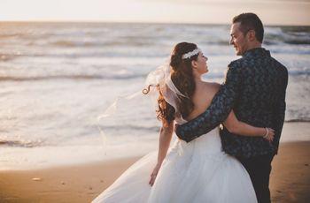 La vita non è facile ma a volte basta un complice ed è tutto più semplice: le nozze di Maudy e Christine
