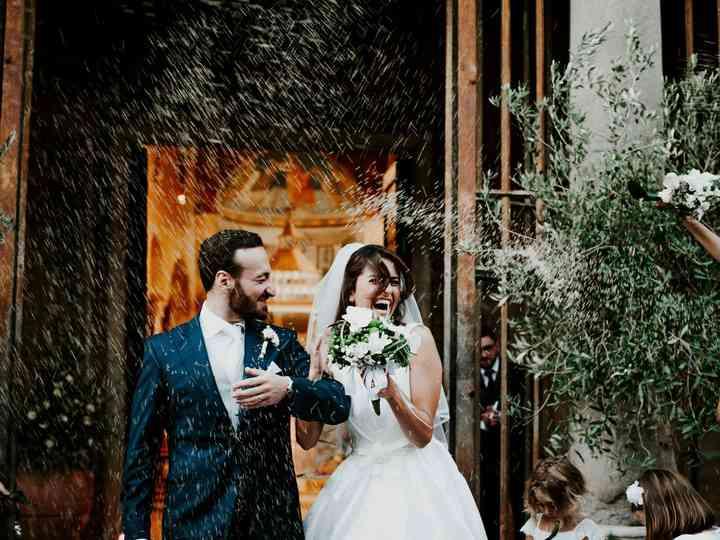 Le nozze di Davide e Giulia: un viaggio da Brighton a Roma