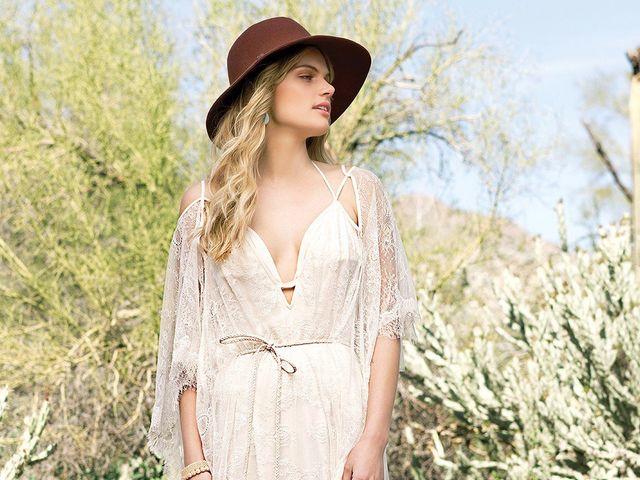 L'abito da sposa perfetto con poco seno? Ecco per voi 41 modelli!