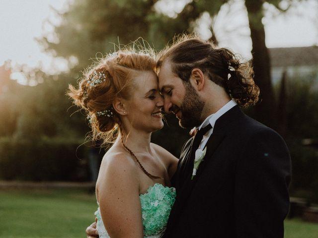 Emanuele e Fabiana: nozze spensierate per un amore senza confini