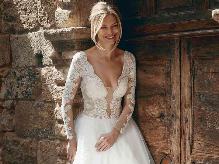 best authentic f22c5 f832e 30 abiti da sposa in pizzo per stili diversi