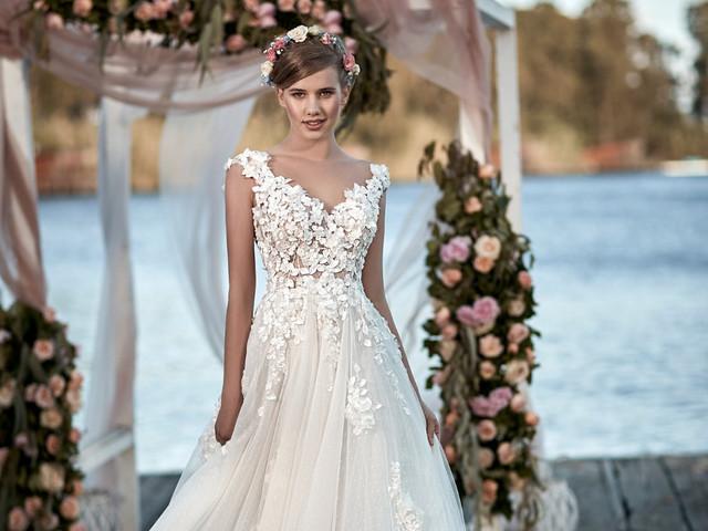 Come scegliere l'abito da sposa in base alla forma del tuo corpo?