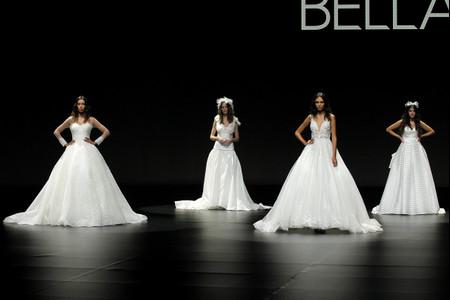 Abiti da sposa Bellantuono 2021: non perderti il fascino unico del Made in Italy presentato alla VBBFW