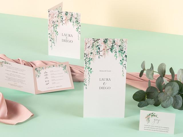 Partecipazioni di nozze primaverili: 35 inviti a tutto spring!