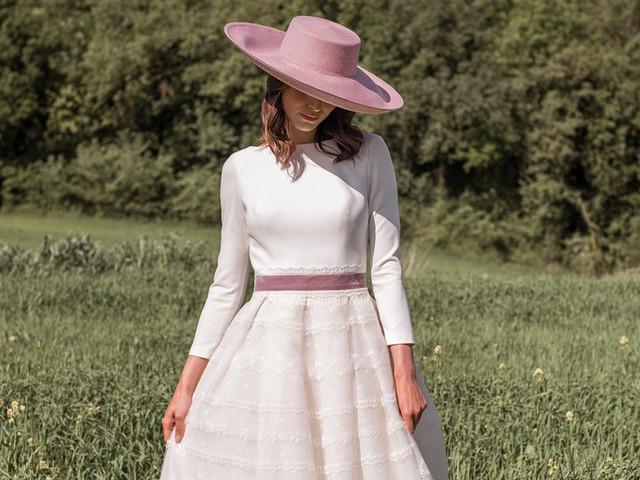 Look sposa per matrimonio in campagna: le regole di stile per il tuo evento nella natura