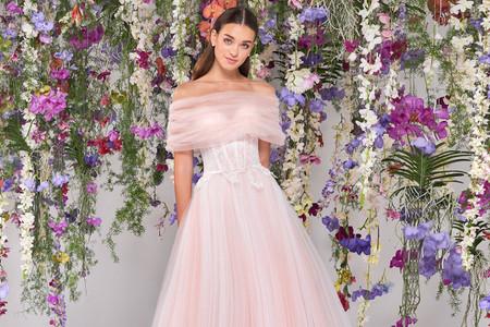 Look da sposa in rosa: lo stile nuziale si tinge di femminilità!