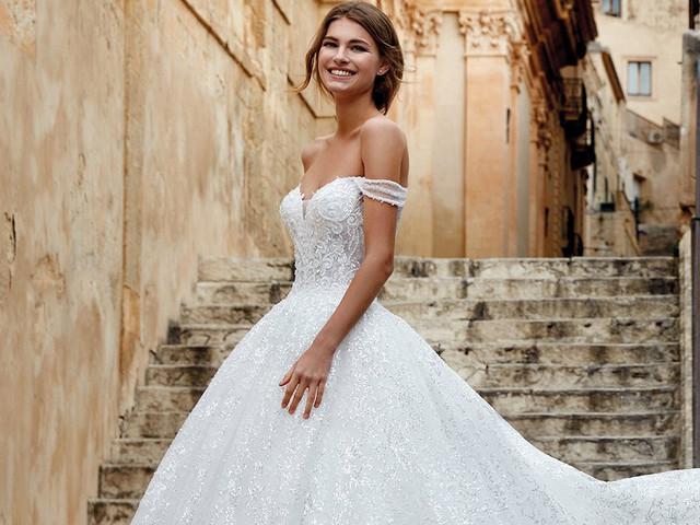 Abiti da sposa principessa: 60 incantevoli modelli per vivere la tua fiaba d'amore