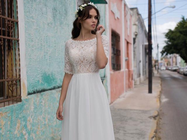 Come scegliere l'abito da sposa in base alla forma del vostro corpo