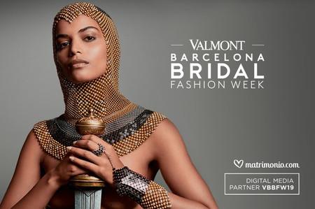 Tutti gli abiti da sposa 2020 in diretta dalla Valmont Barcelona Bridal Fashion Week