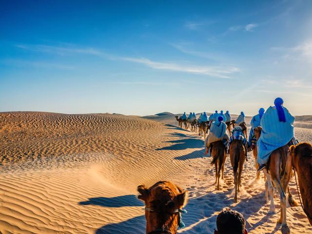 10 ragioni per non perdersi una romantica luna di miele in Tunisia